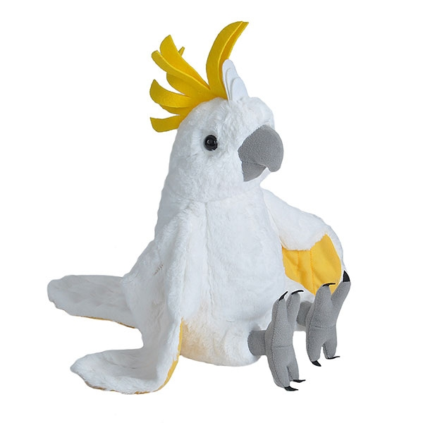 COCKATOO PLUSH