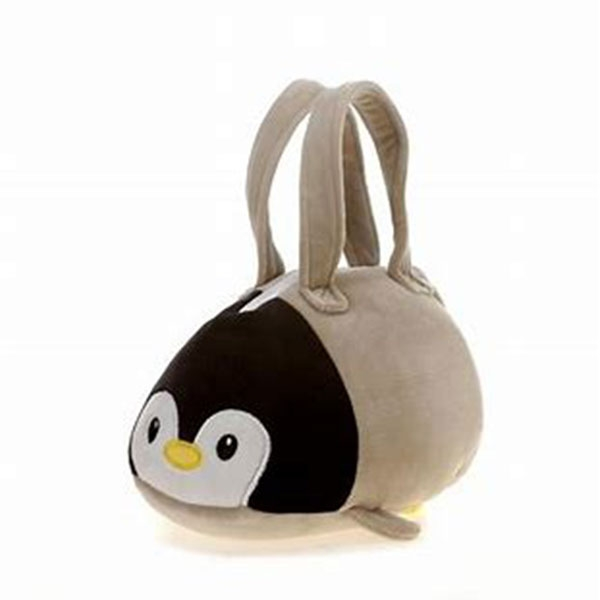 PURSE LIL HUGGY PENGUIN