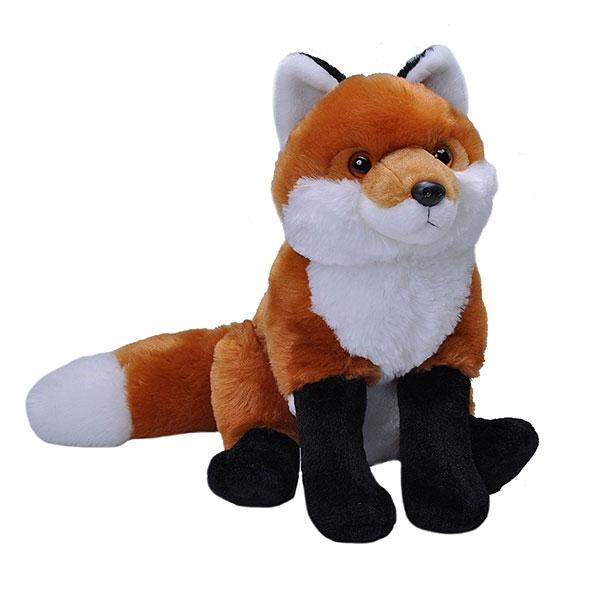 RED FOX PLUSH