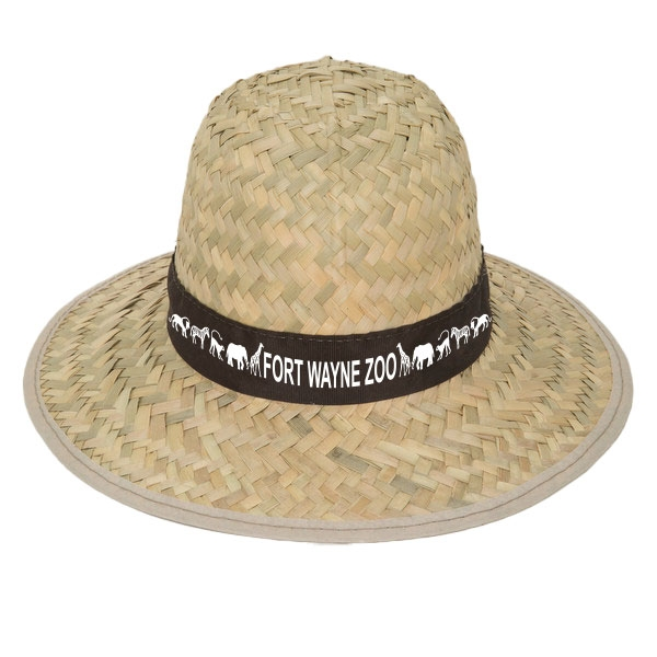 HAT YOUTH STRAW PITH HELMET