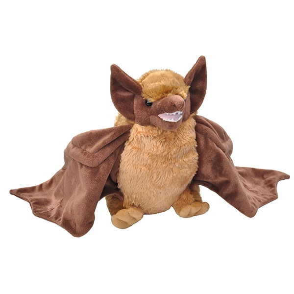 BROWN BAT PLUSH