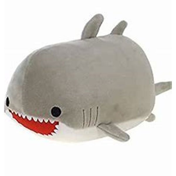 LIL HUGGY SHARK PLUSH