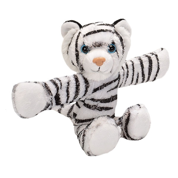 HUGGERS WHITE TIGER PLUSH