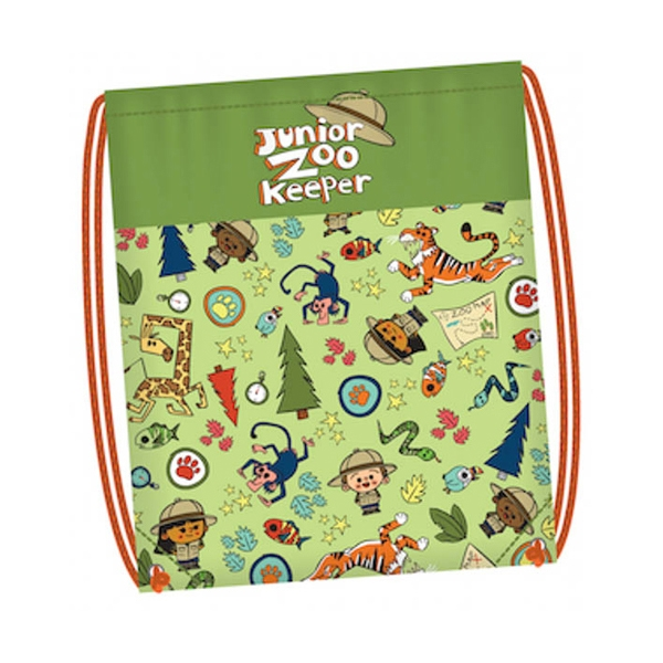 BACKPACK JUNIOR ZOO KEEPER