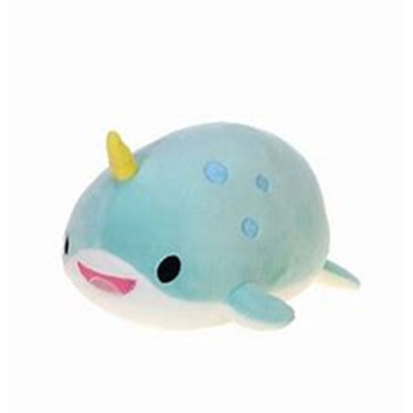 LIL HUGGY NARWHAL PLUSH