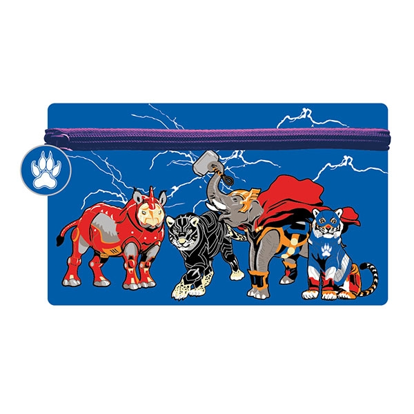 POP CULTURE PENCIL CASE