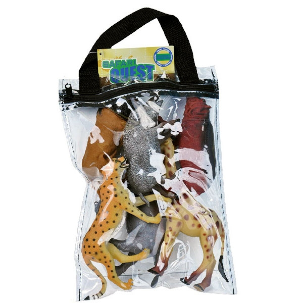 SAFARI QUEST ANIMAL POLYBAG