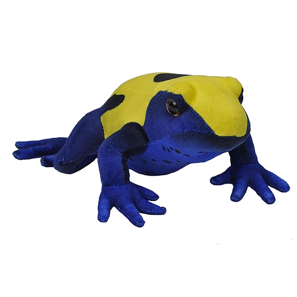 POISON DART FROG  PLUSH