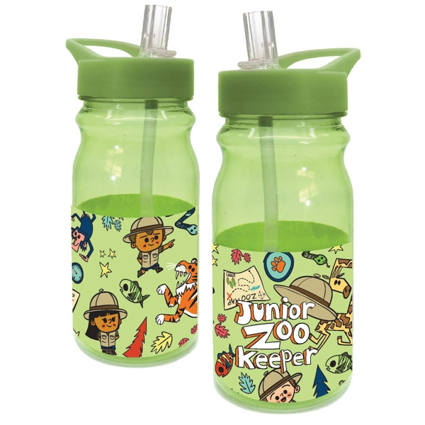 JUNIOR ZOO KEEPER BOTTLE