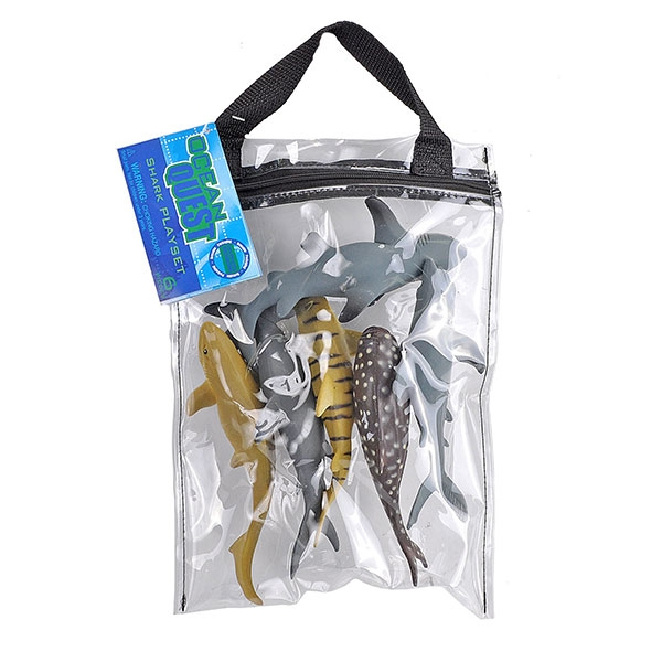 OCEAN QUEST SHARK POLYBAG