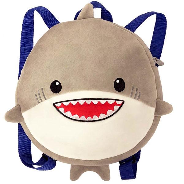 BACKPACK LIL HUGGY SHARK
