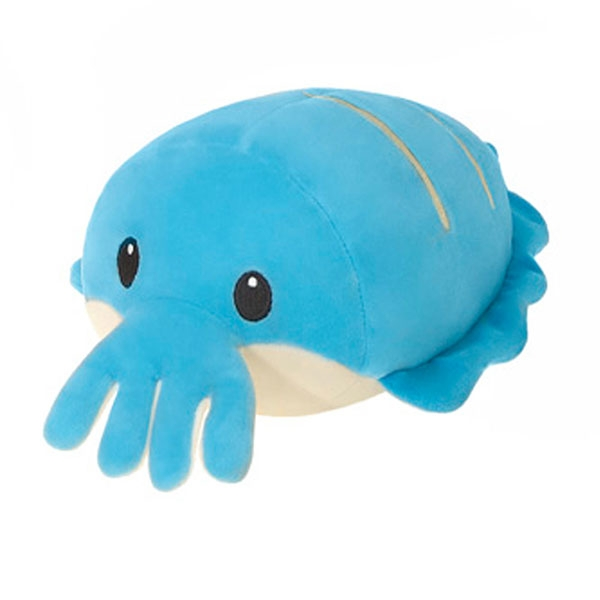 LIL HUGGY BLUE CUTTLEFISH PLUSH