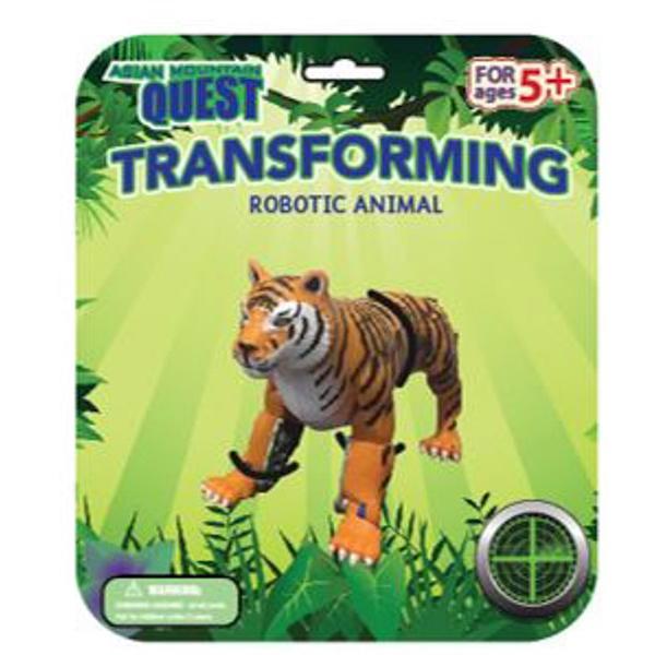 TRANSFORMER TIGER