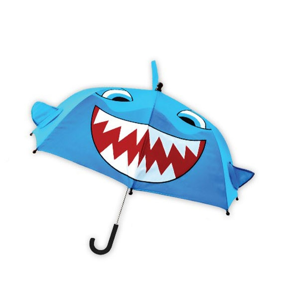 SHARK UMBRELLA W/EARS