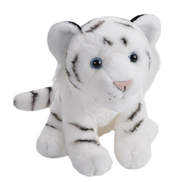 WHITE TIGER CUB PLUSH