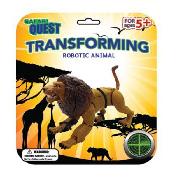 TRANSFORMER LION
