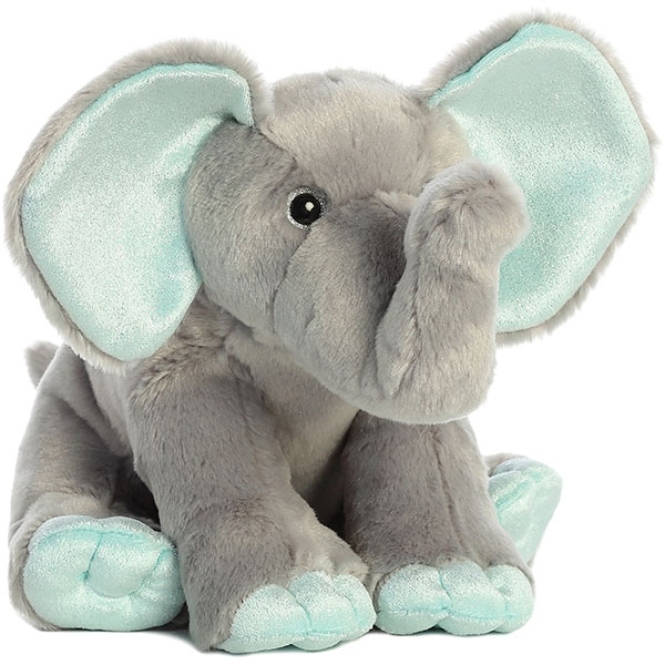 ELEPHANT PLUSH - MINT