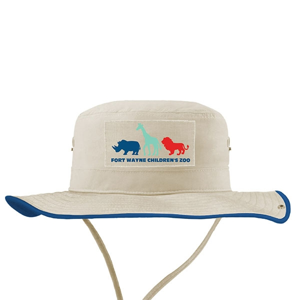 HAT YOUTH AUSSIE SILHOUETTES  KHAKI