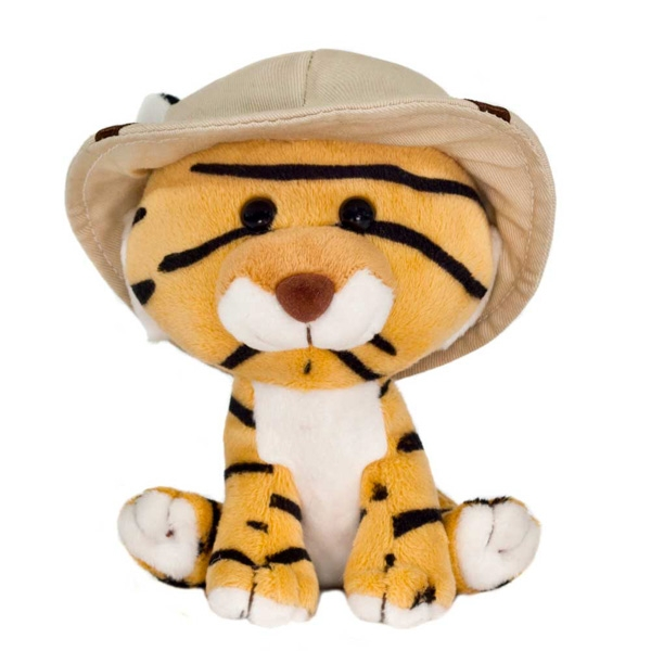 SAFARI FRIEND TIGER PLUSH