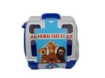 ANIMAL CARE KIT TIGER BLUE